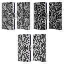 Cover e custodie nero modello Per Sony Xperia Z5 in pelle per cellulari e palmari
