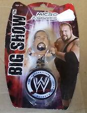 WWE Micro agression BIG SHOW-NUOVISSIMO