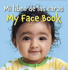 Mi libro de las caras/My Face Book (Spanish Edition)-ExLibrary
