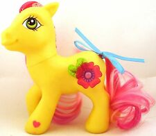 My Little Pony Crystal Design Royal Bouquet Hasbro Yellow Pink Flower MLP G3 '07