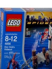 Lego 4856 Doc Ock's  Hideout New Sealed Box Spiderman Boxed Set