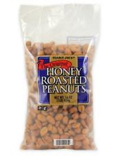 2 PK Trader Joe's Original Honey Roasted Peanuts, 1 lb-New