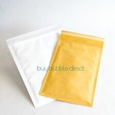 3 boxes B GRADE Bubble Mailers Envelopes Featherpost size of your choice