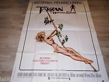 bo derek TARZAN L'HOMME SINGE   !  affiche cinema
