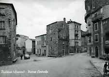 """"""" BUDDUSO' (SS) : Piazza  Centrale """" Viaggiata Anno 1961"""
