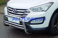 Frontbügel Bullenfänger Frontschutzbügel Rammschutz Hyundai Santa Fe Zulassung