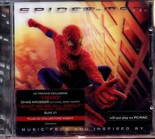Spider Man / Soundtrack - Music From And Inspired By - 3D Collectors Insert