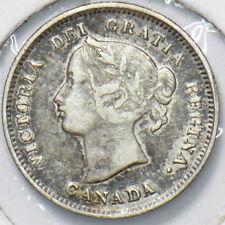 Canada 1899 5 Cents Queen Victoria 192252 combine shipping