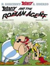 Asterix and the Roman Agent by Albert Uderzo and René Goscinny (2004, Paperback)