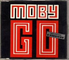 Moby - Go - CDM - 1992 - Techno Trance 6TR On The Beat France