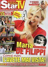 Star Tv.Maria De Filippi,Miriam Leone,Tea Falco,Adriano Celentano,Melita toniolo