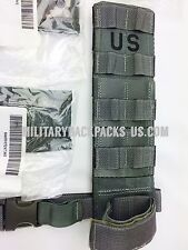 NEW military Digital Camo Acu 9mm Pouches And Leg Extender 4 Drop Thigh Holster
