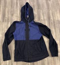Lululemon Mens Blue Athletic Zip Up Jacket Size Large