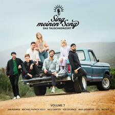 Various - Sing Meinen Song - Das Tauschkonzert Vol. 7 CD NEU OVP VÖ 22.05.2020