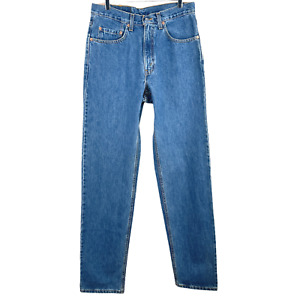 Details about  /Vintage Levi/'s 550 Relaxed Fit Tapered Leg Blue Jeans Size 16M Light Wash
