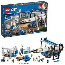LEGO City Rocket Assembly & Transport 60229 Brand New & Factory Sealed 1055pcs