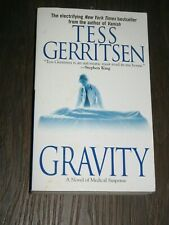 Gravity - Tess Gerritsen - Paperback Acceptable Softcover PB