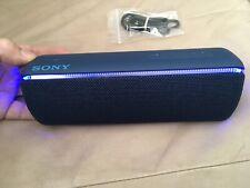 Sony SRS-XB32/L Extra Bass Wireless Bluetooth Speaker Blue Original Box Not Incl