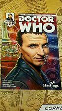 Dr Who #5 9Th Ninth Doctor Rare Hastings Variant Collectible condition