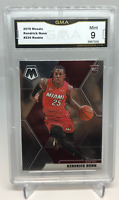 KENDRICK NUNN 2019-20 PANINI MOSAIC #234 NBA ROOKIE CARD MIAMI HEAT MT 9 GMA-GMA