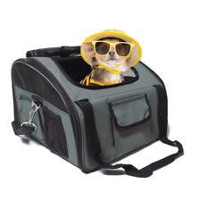 Large Folding Pet Bag Carrier Car Seat Dog Cat Safety Travel Shoulder Portable