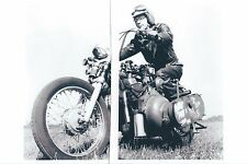 "1960s Drag Racing-""Michigan Mad Man""-E J Potter-""Bloody Mary III""-V8 Motorcycle"