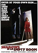Shadows In An Empty Room Aka Blazing Magnum (2016, DVD NEUF)
