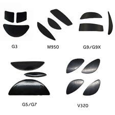 2X Teflon Maus Ersatzfüße Skates Pads für Logitech MX518/M950/G1/G3/G5/G9X/V320