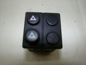 86-94 Alfa Romeo Spider Replacement Hazard Switch