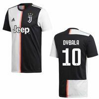 Adidas Fußball Juventus Turin FC Home Trikot 2019 2020 Heimtrikot Dybala 10