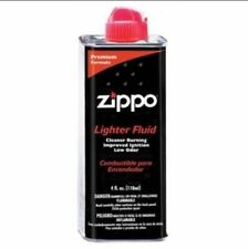 ORIGINAL ZIPPO Universal Premium Petrol Lighter Fluid Fuel 125ml Refill