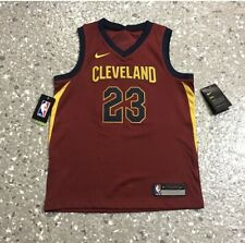 LeBron James Cleveland Cavaliers Nike Swingman Jersey Youth Large New With Tags