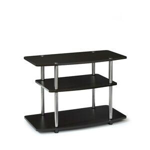 Convenience Concepts Designs2Go 3 Tier TV Stand, Espresso - 131020ES