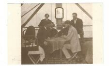 Master Photographers Post Card #11 Lightfoot Collection Paymaster's Tent Int.