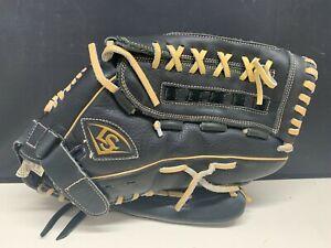 "LOUISVILLE SLUGGER 14"" Baseball Leather Mitt Left Glove DY14-BK Dynasty Series"