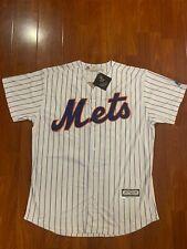 Pete Alonso New York Mets #20 White Pinstripes Size M USA SHIPPER