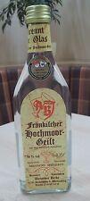 Fränkischer Hochmoorgeist, Kräuterlikör, SPEZIALITÄT 0,35 ltr. (39,97€/1l) 56%