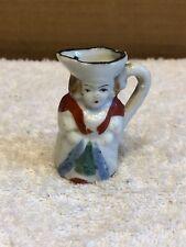 Vintage Small Toby Jug Figurine