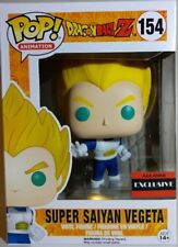 Funko Pop #154 Super Saiyan Vegeta Dragon Ball Z