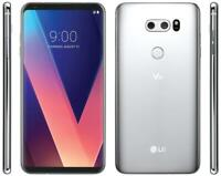 LG V30 UNLOCKED T-Mobile 64GB Cloud Silver 6in 16MP H932 Clean IMEI Good