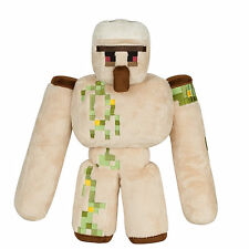 Minecraft  Iron Golem Plush Dolls Soft  animals Stuffed Toys Plushies Gifts UK