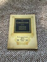 The Constitution of the United States 1926 John Hancock Life Insurance Boston