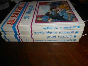 LIBRO: La Bibbia. Il Nuovo Testamento (4 Volumi) - AA.VV (Fumetti d'arte)