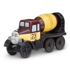 Fisher Price Thomas WOODEN RAILWAY Train Patrick NEW Wood