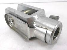 Gabelkopf mit Bolzen M 20 x 1,5 | Stahl verzinkt
