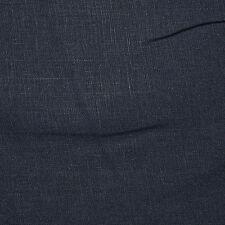 Light Navy Blue Irish Linen Suiting Cloth – 2.00 Mtr