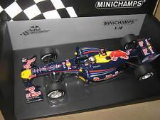 1:18 Red Bull RB6 2010 S. Vettel 110100005 MINICHAMPS OVP NEU