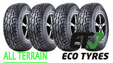 4X Tyres 265 70 R17 115T All Terrain Tyres SUV AT601 E C 72dB ( Deal of 4 Tyres)