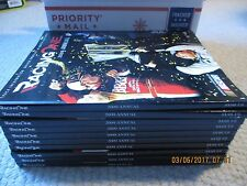 10 copies of 2009 Racing One Nascar Annual prog. Sprint Cup Series/Nationwide
