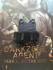 Juguetes de la zona oscura agente virtual Azul Chaleco a prueba de balas Suelto Escala 1/6th